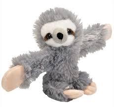wild replublich ck huggers stuffed 8 sloth