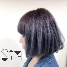グラデーションカラーボブ髪型ke 170 ヘアカタログ髪型ヘア