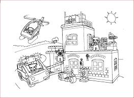 25 Idee Lego City Filmpjes Politie Kleurplaat Mandala Kleurplaat