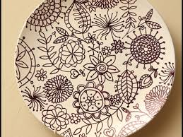 45 Pottery Painting Ideas And Designs Bored Art