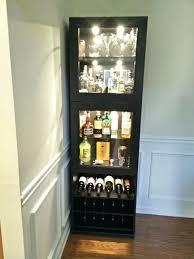 ikea besta cabinet ideas cabinet ideas glass door wine floor pertaining to plans