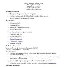 Legal Resume Secretary Sample Jobption Executive Assistant To Ceo Project Legal 93
