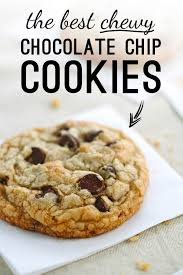 Chewy Chocolate Cookies The Best Chewy Chocolate Chip Cookies Recipe Jessica Gavin