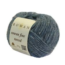 Rowan Fine Tweed Colour Chart Rowan Fine Tweed Knitrowan