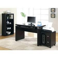 monarch hollow core corner desk left or right facing white