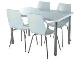 Ensemble Table Et Chaise Cuisine Table Et Chaise Blanche