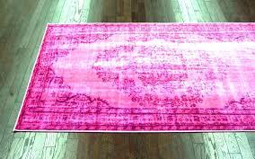 pink overdyed rug rugs wonderful vintage inside prepare 19