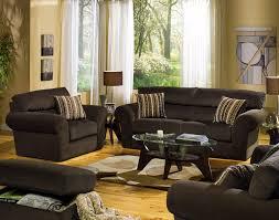 mesa 2 piece sofa sleeper set in chocolate fabric by jackson furniture 4366 ss