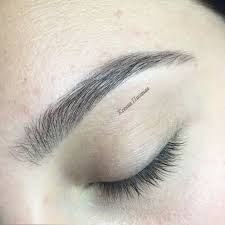 татуаж бровей теневое напыление Eyebrows Permanent Make Up
