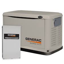 generac guardian 14kw standby generator pre packaged with 200 amp Generac Automatic Transfer Switches Wiring at Generac 6186 Wiring Diagram