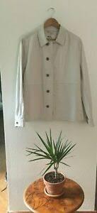 Details About Margaret Howell Mhl Size M Work Chore Staff Jacket Workwear Ecru Ivory