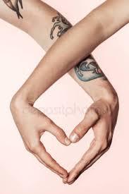 Tetování Srdce Stock Fotografie Royalty Free Tetování Srdce Obrázky