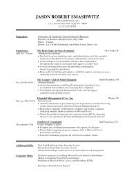 sample resume word format - Resume Format Template Word