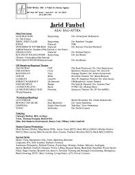 Musical Theatre Resume Musical Theater Resume Template Word Child Sample Theatre Free 45