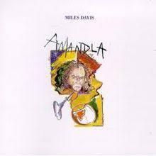 <b>Miles Davis</b>: <b>Amandla</b>, cover by himself
