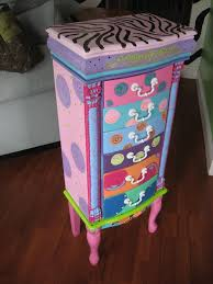 whimsy furniture. painted furniture whimsy 5