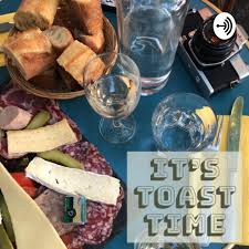 It's Toast Time (podcast) - Ashley Crist | Listen Notes