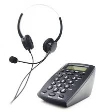 call center phone hands free call center noise cancellation binaural corded headset telephone desk phone headphones headset w pc recordi best cordless