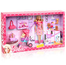 barbie doll play game
