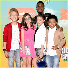 Small Picture Cree Cicchino Madisyn Shipman Glam Up For Kids Choice Sports
