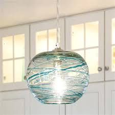 turquoise pendant lighting. Turquoise Pendant Light 0 Strata Sky Glass Shades Lighting R