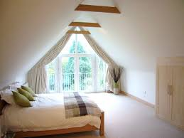 cotton mills loft conversion bedroom