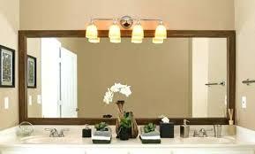 Image Elegant Above Mirror Bathroom Lighting Over Mirror Light Sophisticated Stylish Modern Bathroom Lighting Fixtures Over Mirror Countup Above Mirror Bathroom Lighting Countup