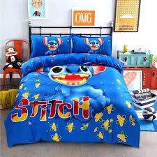 pokemon bedding twin twin bedding cute bedding set cartoon hello kitty stitch duvet cover bed sheet
