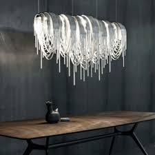 Innovative Designer Pendant Lights Designer Lighting Chain Hanging Large  Linear Pendant