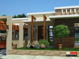 Modern Home Modern Small House Architecture Design Ideas Pictures Bungalow House Plans
