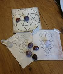 Crystal Grid Patterns Awesome Ideas