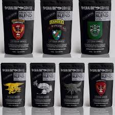 Veteran owned and operated coffee line providing premium roasted whole bean or ground coffee. Veteran Owned Coffee Brands Spotter Up