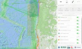 Seafloor Mapping Information And Maps