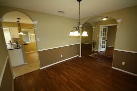 Fine Dining Room Two Tone Paint Ideas Schemes For Trucks Winsome