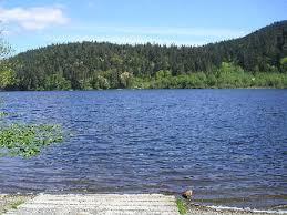 kress lake. from anacortes, south on \ kress lake
