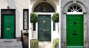 green front doorsForest Green Front Doors  Front Door Freak