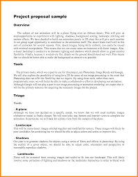 Examples Of Project Proposals Filename Istudyathes 4 Student