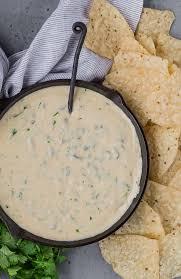 poblano queso dip delicious creamy