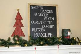 a fun diy project with an old frame and chalkboard paint i love this
