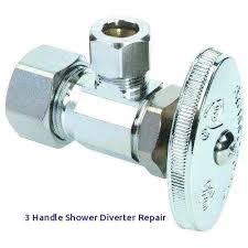 shower diverter repair unique 3 handle shower repair shower diverter valve leaking behind wall shower diverter repair