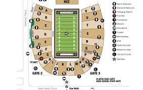 Vanderbilt University Football Stadium Seating Chart Vanderbilt Stadium Policies Vanderbilt University