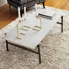 ... Large Size Marble Slab Coffee Table From Cb ...
