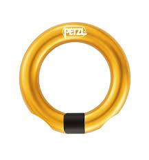<b>Кольцо соединительное Petzl</b> RING OPEN Оранжевый P28 ...
