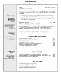 Resume Template Great Templates It Tips Within 93 Awesome Best For