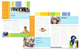Newsletter Template In Word Newsletter Template Microsoft