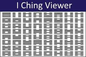 I Ching Oracle Viewer And Research Tool