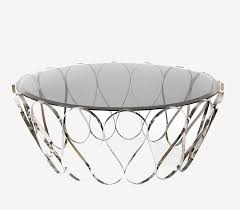 Metal Center Table Design Aquarius Center Table Boca Do Lobo Exclusive Design