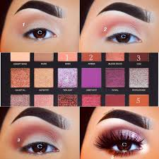 pink smokey eyeshadow tutorial