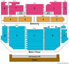 Taft Theater Seating Chart Taft Theatre Cincinnati Tickets Schedule Seating