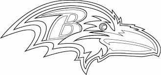 Small Picture Raven Coloring Page Baltimore Project Awesome Baltimore Ravens